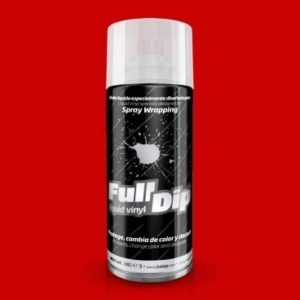 FULL DIP ROJO MATE Spray 400ML