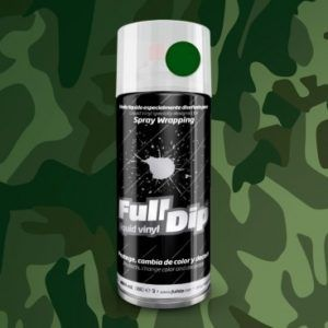 FULL DIP VERDE MILITAR Spray 400ML